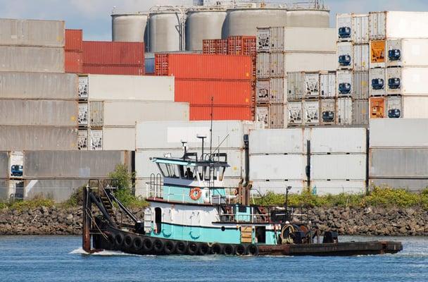Heavy-Duty Hatch Hinge Design Guidelines - barge