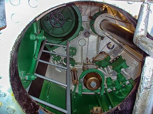 Heavy-Duty Hatch Hinge Design Guidelines - submarine