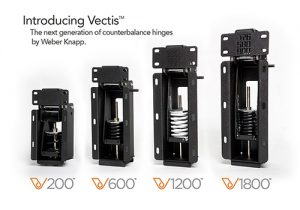 Vectis Counterbalance Hinges