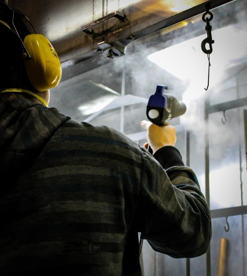 benefits of powder coating hinge finishes