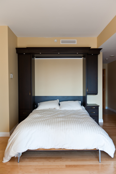 hotel ergonomics design - murphy bed