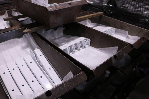industrial metal finishing technique powder coating-1