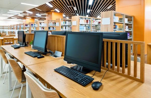 library museum ergonomics