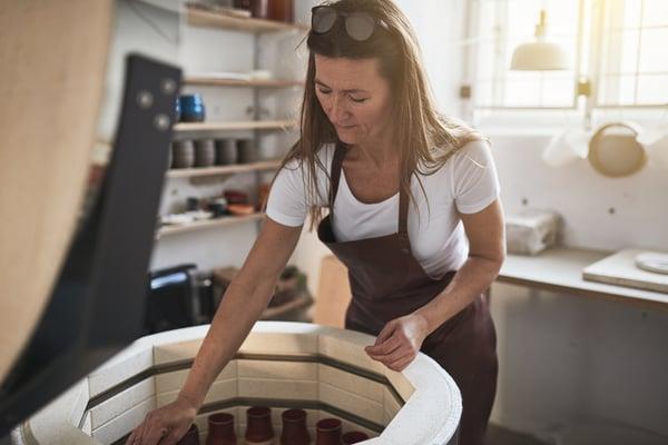 motion control solutions for ceramic studios