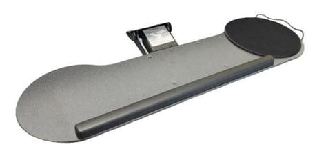 home office ergonomics checklist - nano-keyboard-tray-e