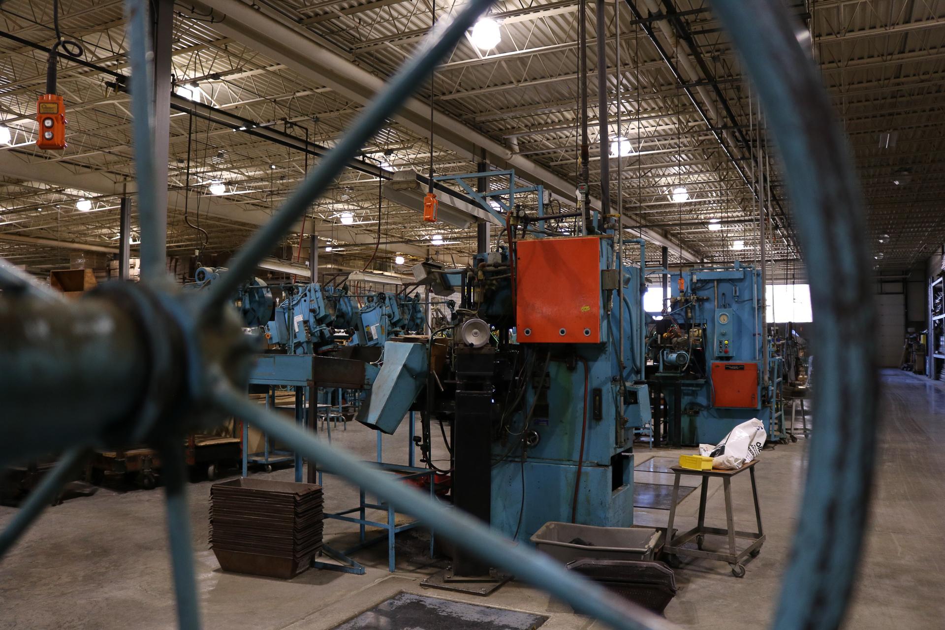 weber knapp manufacturing