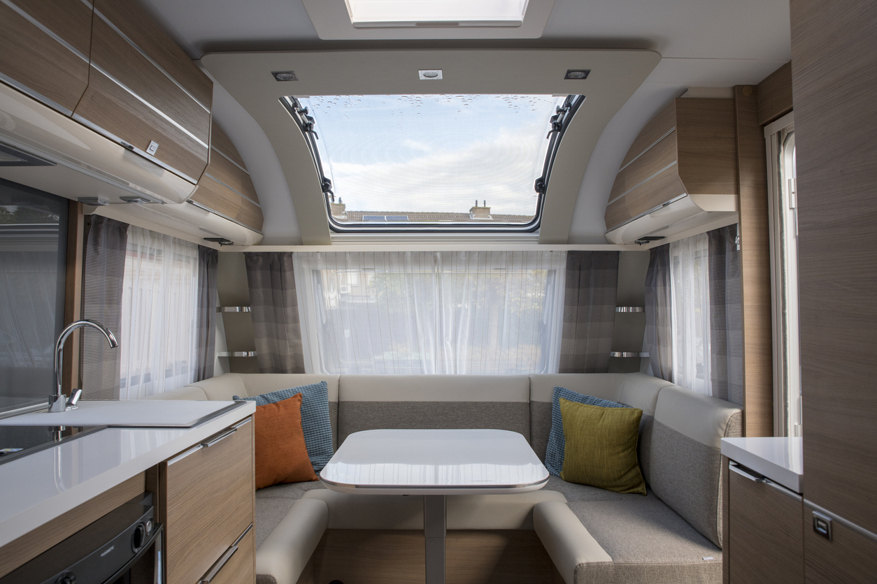 RV design ideas for maximizing space