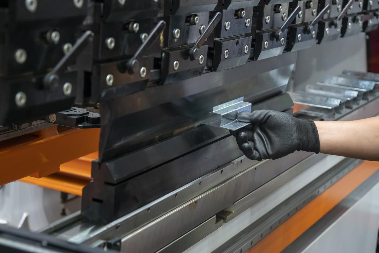 cnc press brake services