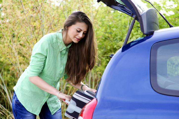 how do gas springs work - hatchback