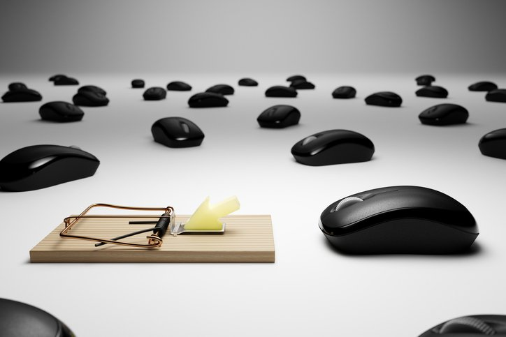Ergonomic Mouse Tray - Featured