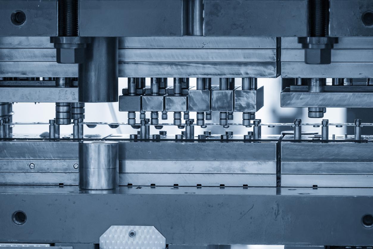 progressive die stamping parts